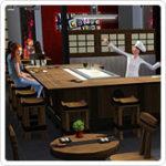 Salle à manger d'inspiration japonaise Itadakimasu !