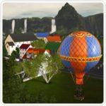 Aurora skies - Objets du store gratuits