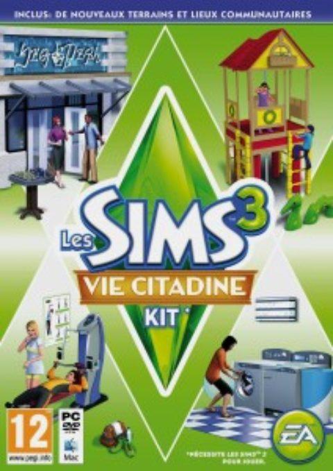 Les Sims 3 Vie Citadine KIT