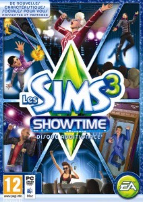 Les Sims 3 Showtime