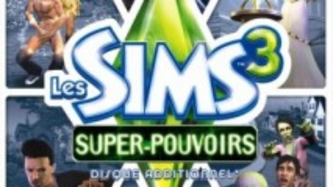 Les Sims 3 Superpouvoirs