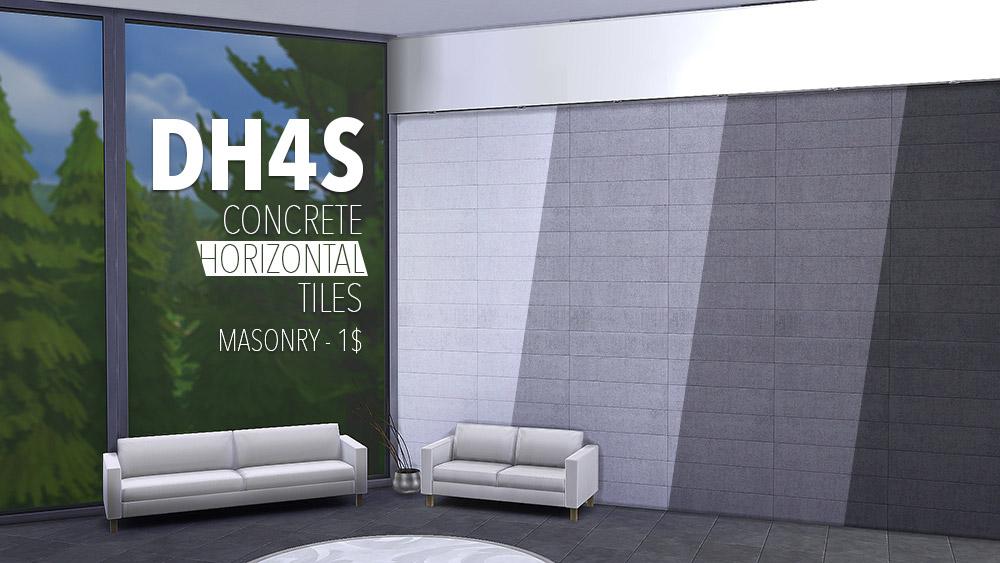 concrete-horizontal