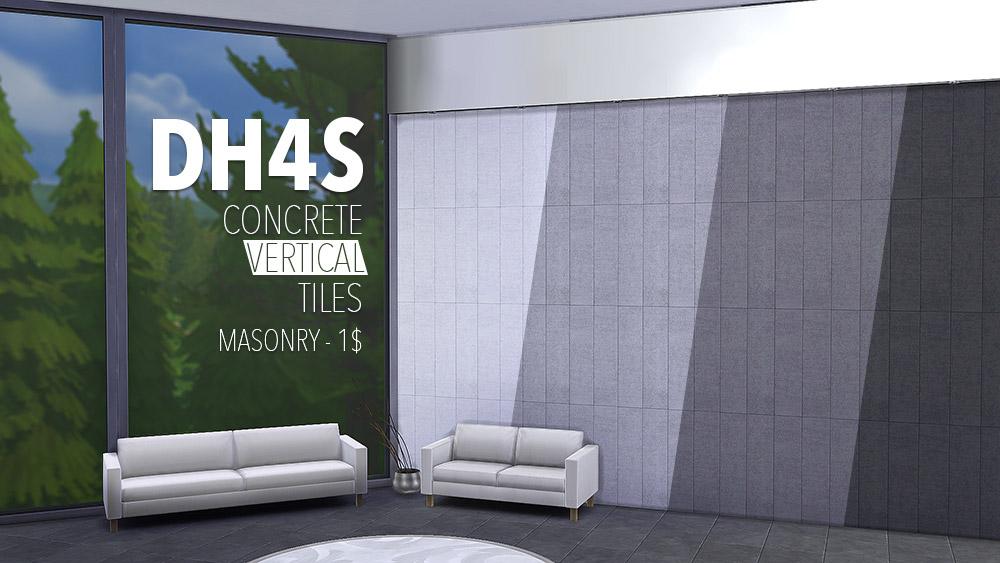 concrete-vertical