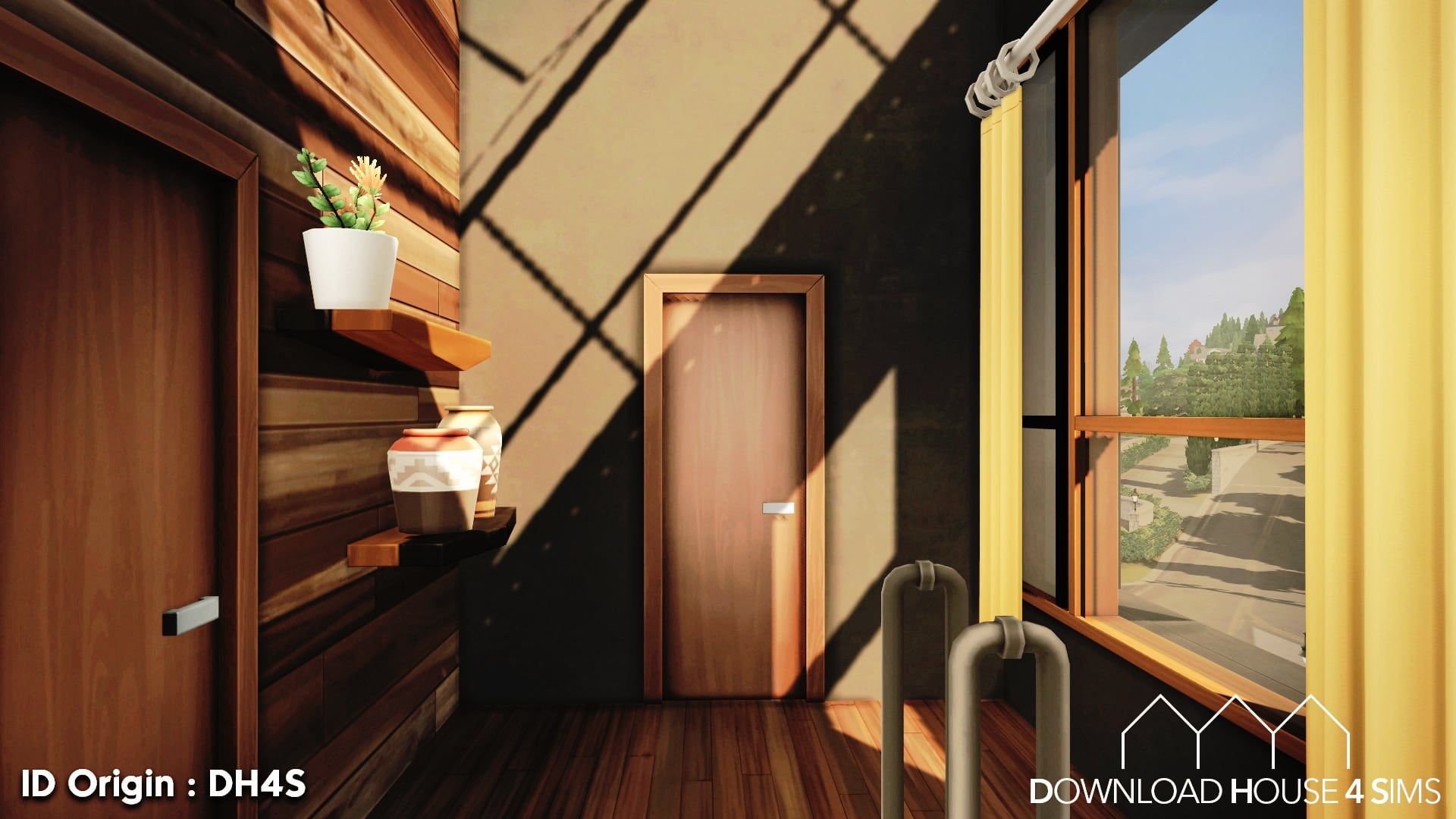 DH4S-Download-house-for-sims-dock-container-eco-house-25