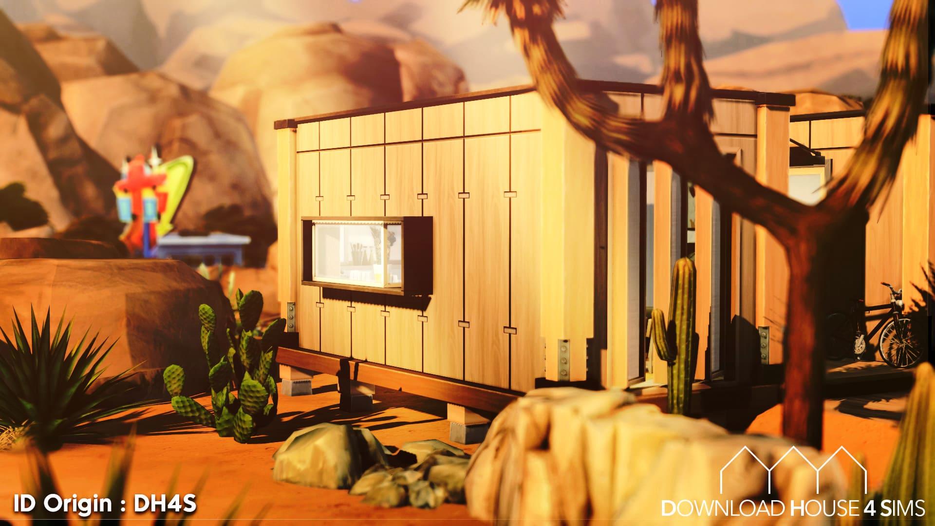 Desert-Eco-House-Sims-4-Ecologie-2