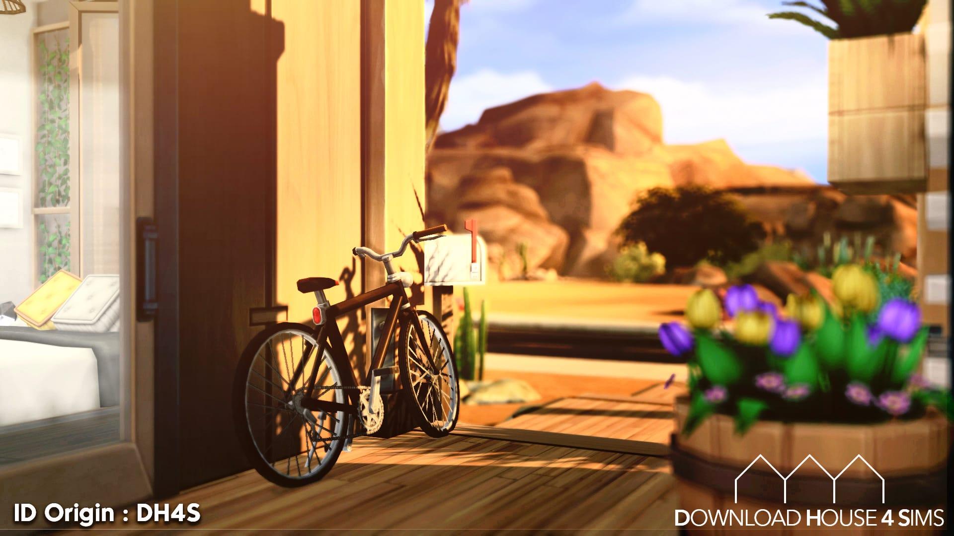 Desert-Eco-House-Sims-4-Ecologie-3