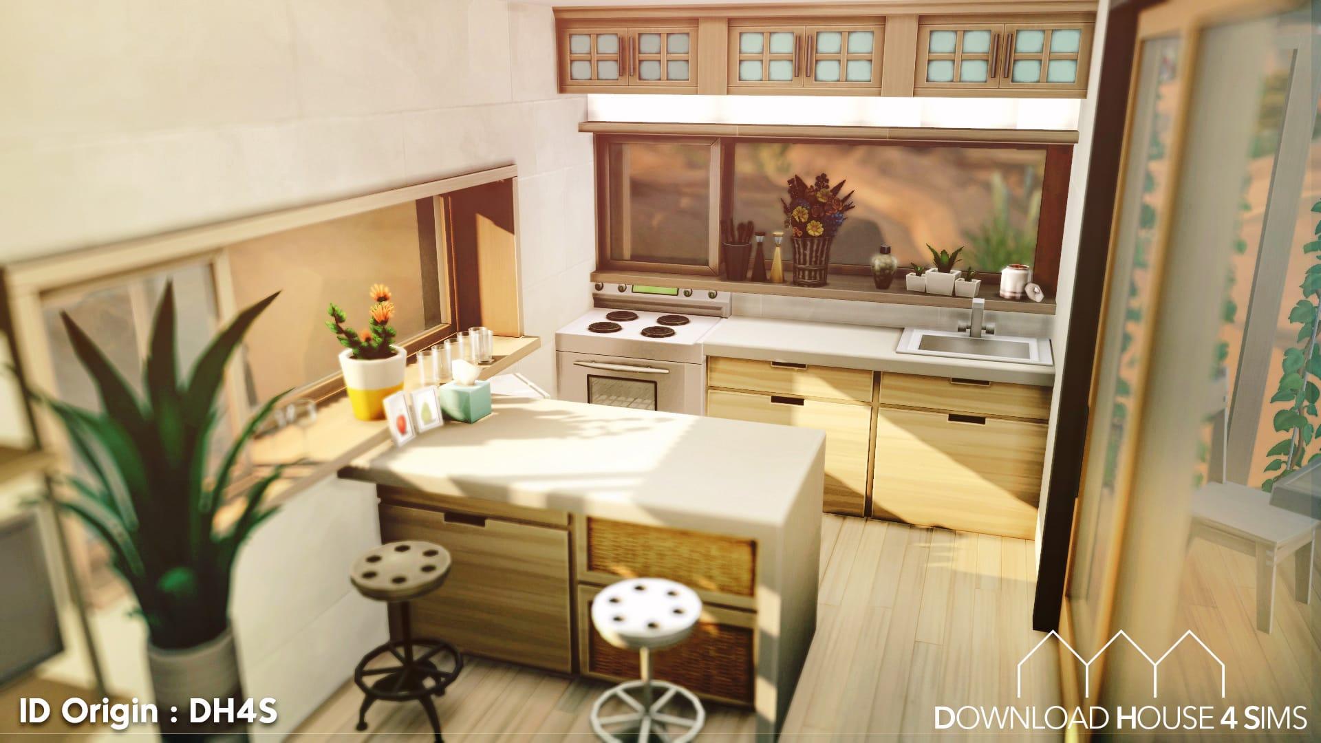 Desert-Eco-House-Sims-4-Ecologie-5