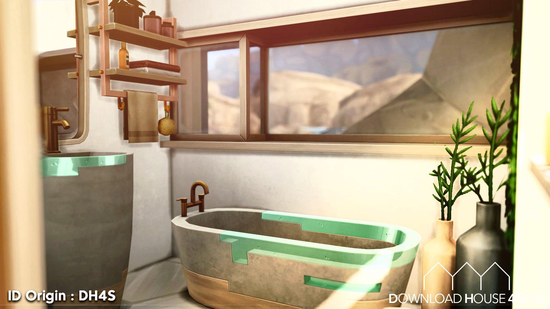 Desert-Eco-House-Sims-4-Ecologie-8
