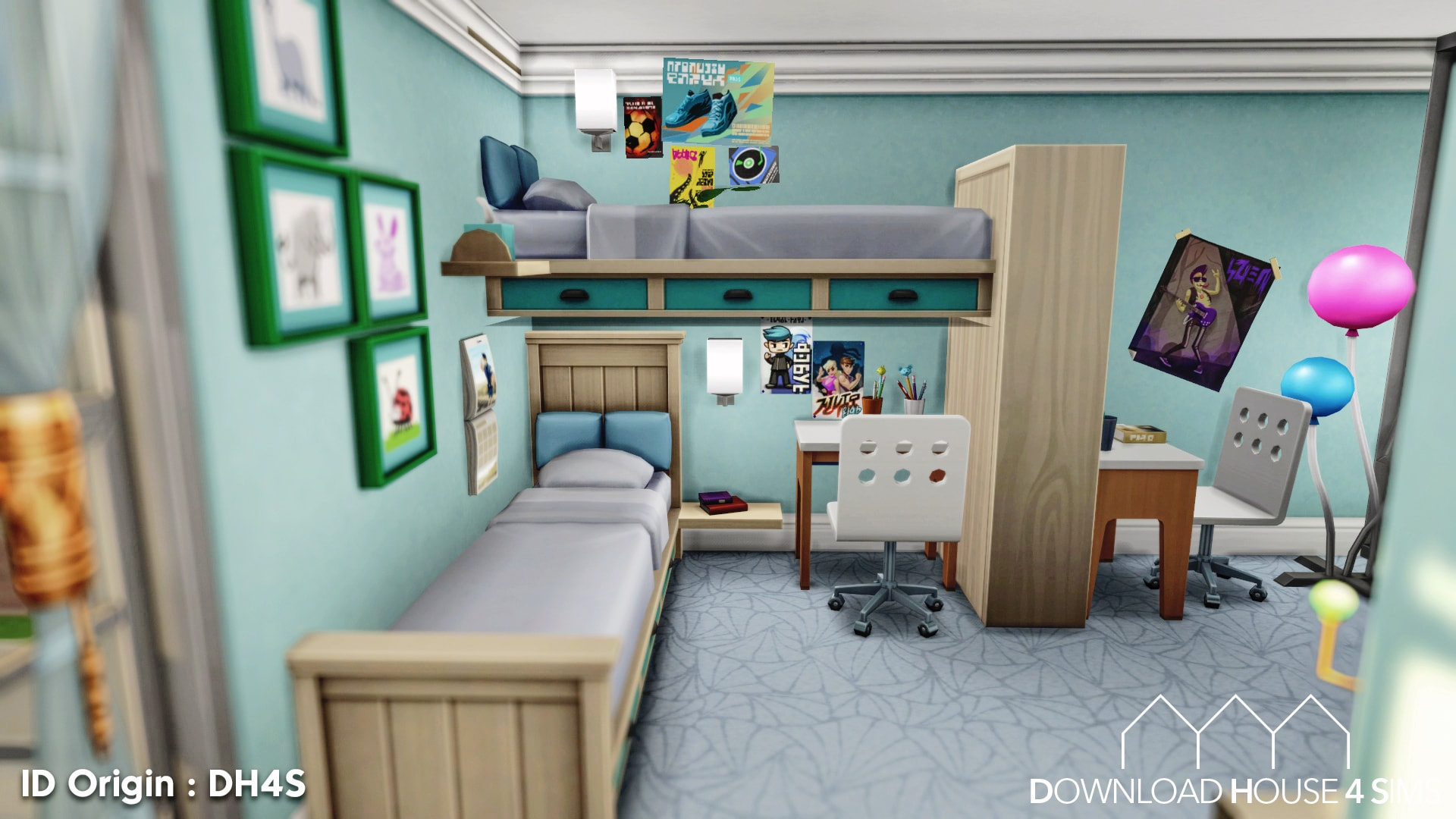 Family-Cottage-Sims-4-DH4S-download-house-4-sims-24