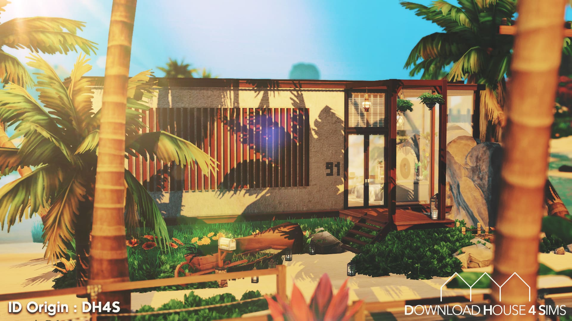 Ultra-modern-beach-house-sims-build-free-download-house-for-sims-3