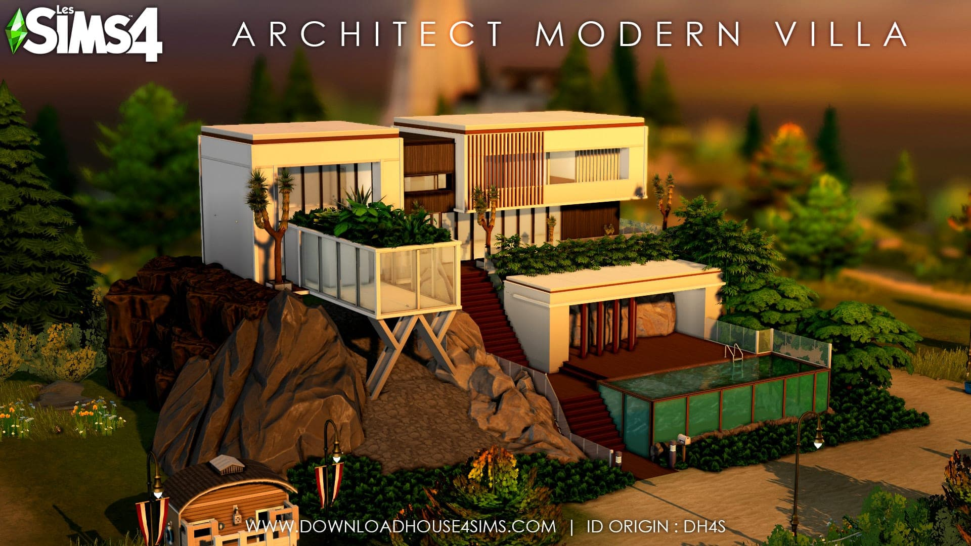 DH4S-Architect-modern-villa-maison-sims-4-a-telecharger-house-download-1