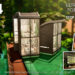 Ultra modern forest house Sims-4-stop motion video maison à télécharger